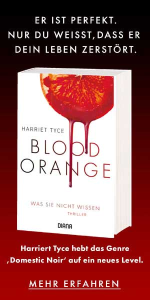 Harriet Tyce, Blood Orange