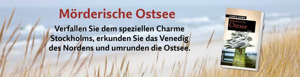 Claudia Schmid - Mörderische Ostsee