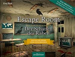 Eva Eich, Escape Room - Der Schatten des Raben
