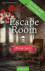 Jens Schumacher, Escape Room - Blutige Spur