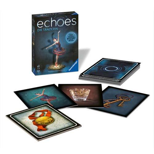 Spielkarten von »Die Tänzerin«