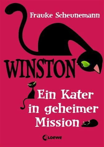 Winston - Ein Kater in geheimer Mission | Kriminetz