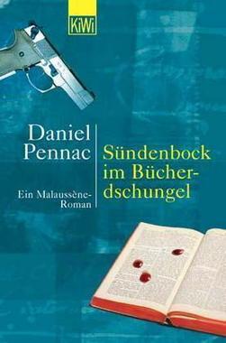 Cover von: Sündenbock im Bücherdschungel