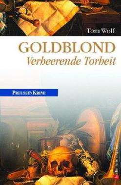 Cover von: Goldblond