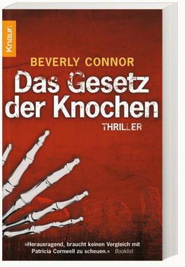 Cover von: Das Gesetz der Knochen