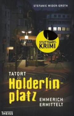 Cover von: Tatort Hölderlinplatz