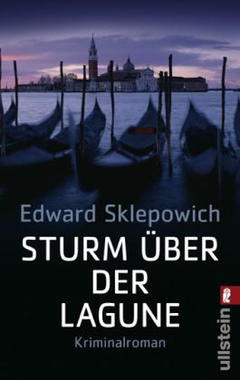 Cover von: Sturm über der Lagune