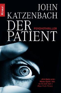 Cover von: Der Patient