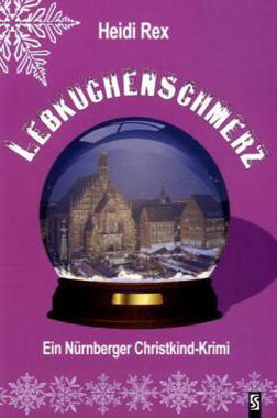 Cover von: Lebkuchenschmerz