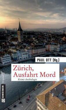 Cover von: Zürich, Ausfahrt Mord