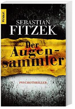 Cover von: Der Augensammler