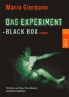 Cover von: Das Experiment