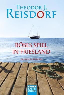 Cover von: Böses Spiel in Friesland