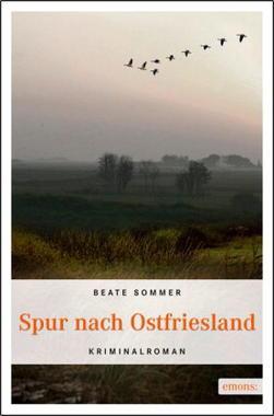 Cover von: Spur nach Ostfriesland