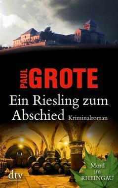 Cover von: Ein Riesling zum Abschied