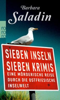 Cover von: Sieben Inseln. Sieben Krimis