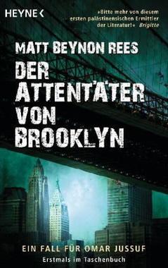 Cover von: Der Attentäter von Brooklyn