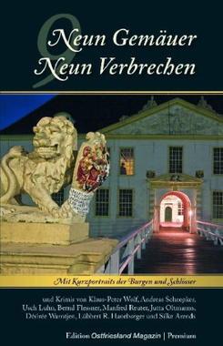 Cover von: Neun Gemäuer - Neun Verbrechen