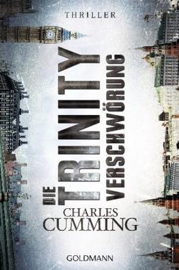 Cover von: Die Trinity Verschwörung