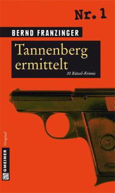 Cover von: Tannenberg ermittelt