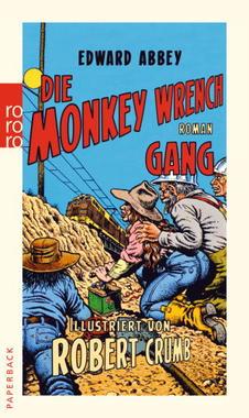 Cover von: Die Monkey Wrench Gang
