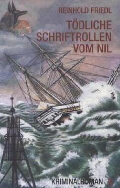 Cover von: Tödliche Schriftrollen vom Nil