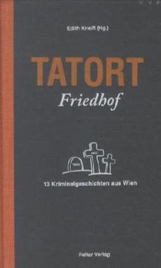 Cover von: Tatort Friedhof