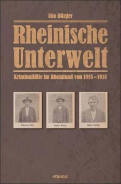 Cover von: Rheinische Unterwelt