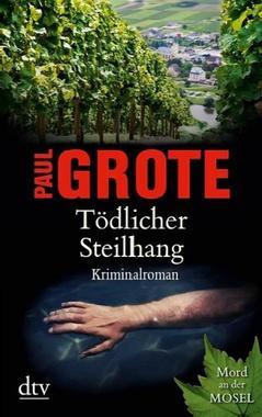 Cover von: Tödlicher Steilhang