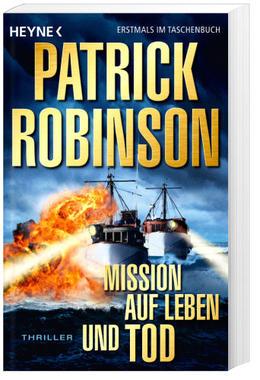 Cover von: Mission auf Leben und Tod