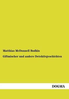 Cover von: Giftmischer und andere Detektivgeschichten