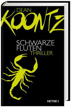 Cover von: Schwarze Fluten