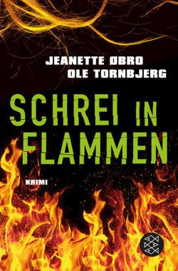 Cover von: Schrei in Flammen
