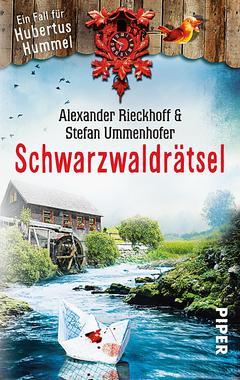 Cover von: Schwarzwaldrätsel