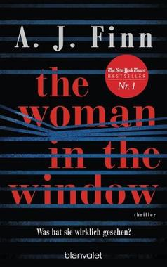 Cover von: The Woman in the Window