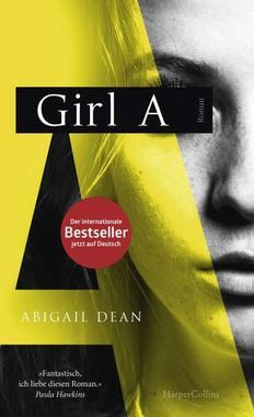 Cover von: Girl A