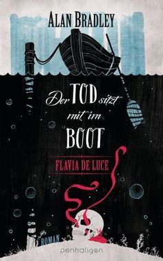 Cover von: Der Tod sitzt mit im Boot