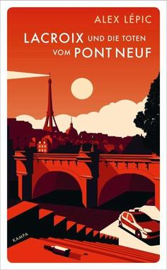 Cover von: Lacroix und die Toten vom Pont Neuf