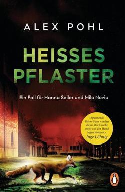 Cover von: Heißes Pflaster
