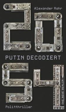 Cover von: 2054 - Putin decodiert