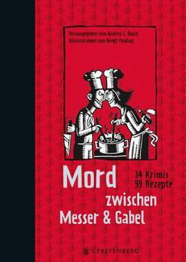 Cover von: Mord zwischen Messer & Gabel