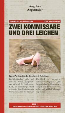 Cover von: Zwei Kommissare und drei Leichen