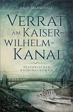 Cover von: Verrat am Kaiser-Wilhelm-Kanal