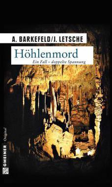 Cover von: Höhlenmord