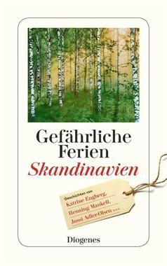Cover von: Gefährliche Ferien - Skandinavien