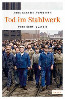 Cover von: Tod im Stahlwerk