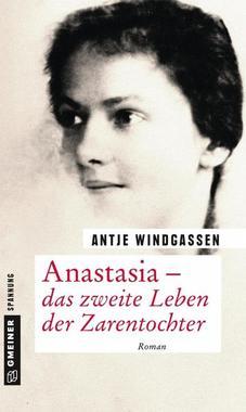 Cover von: Anastasia - das zweite Leben der Zarentochter