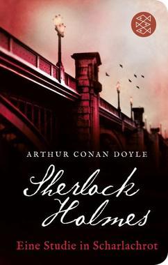 Cover von: Sherlock Holmes - Eine Studie in Scharlachrot