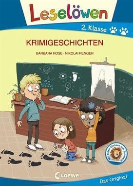 Cover von: Krimigeschichten