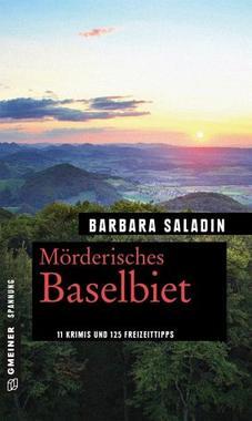 Cover von: Mörderisches Baselbiet